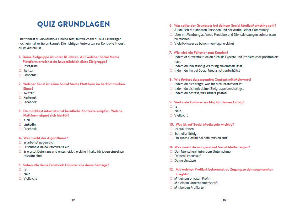 "Auszug aus ""Social Media für Unternehmer"""