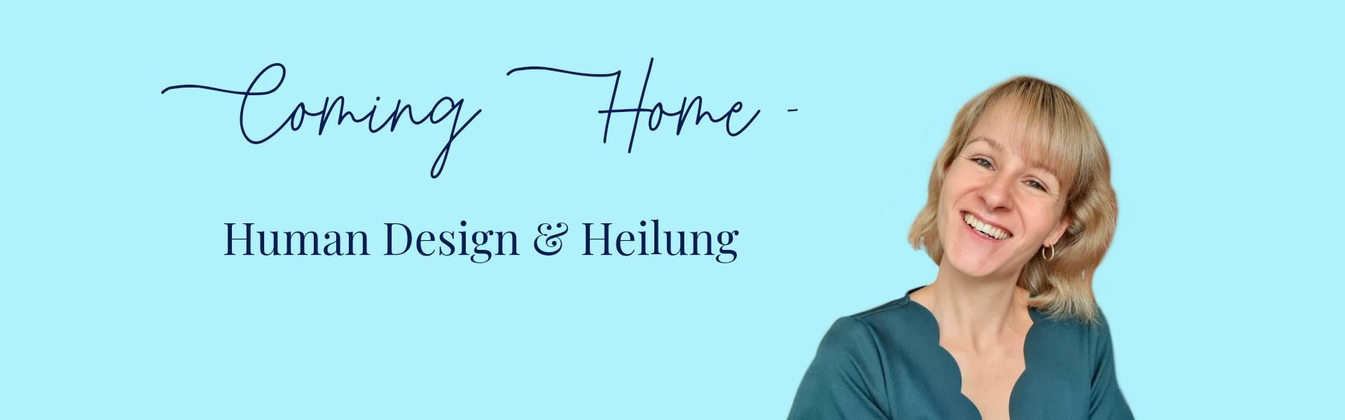 Human Design & Heilung Memberchip - Carmen Lichtenberg